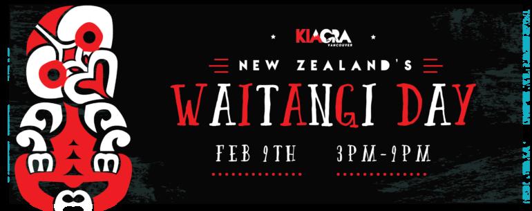 Kia Ora Vancouver - Waitangi Day 2019 - 10 Year Anniversary